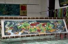 Rắc rối về bức tranh thêu kỷ niệm 1.000 Thăng Long