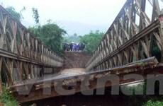 Các tuyến đường ở Kon Tum chưa được khai thông