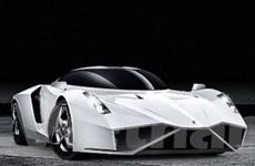e-Wolf E2 - Hiện thân của siêu xe tốc độ cao