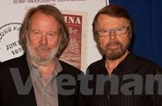 """Hai cựu thành viên ABBA tiếp tục """"tái xuất"""""""