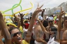 Rio de Janeiro được chọn đăng cai Olympic 2016