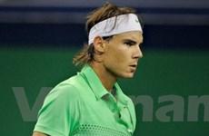 Nadal, Djokovic vào tứ kết giải Thượng Hải Masters