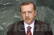 Căng thẳng Thổ Nhĩ Kỳ-Israel tiếp tục leo thang