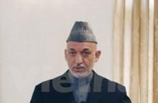 Quốc tế tăng áp lực đối với Afghanistan về bầu cử