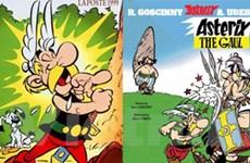 Bộ truyện tranh Asterix bước sang tuổi 50