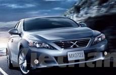 Toyota ra mắt xe 4 chỗ Mark X 2010 phiên bản mới