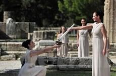 Lễ rước đuốc Olympic mùa Đông - Thông điệp hòa bình