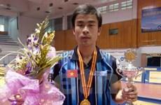 Tuấn Quỳnh, Mỹ Trang vô địch Giải bóng bàn