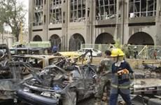 Đánh bom kép ở Iraq, 700 người thương vong