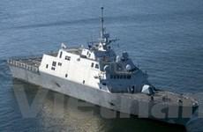 Hé lộ bí mật các tàu chiến cao tốc mới của Mỹ