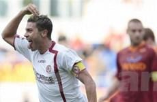 Thủ đô Roma chưa một lần chung vui tại Serie A