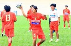 Đội tuyển Việt Nam lại tổn thất lực lượng