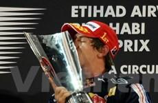 Red Bull giành cú đúp tại Grand Prix Abu Dhabi