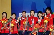 Nỗi buồn cầu mây nữ Việt Nam tại AIG III
