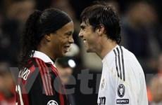 AC Milan-Real Madrid 1-1: Bất phân thắng bại