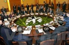 APEC hướng tới lập khu vực thương mại tự do
