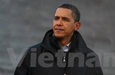 Tỷ lệ ủng hộ Tổng thống Obama xuống dưới 50%