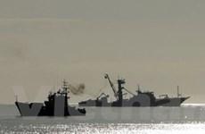 Ấn Độ cử tàu chiến đến Seychelles chống hải tặc