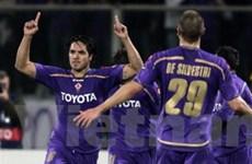 Fiorentina tiến vững nhờ sức mạnh của niềm tin