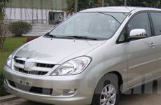 Hình hài mẫu xe chiến lược ở thị trường Việt Nam