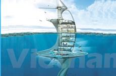 """SeaOrbiter - """"Trạm vũ trụ"""" dưới đáy đại dương"""
