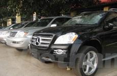 Ôtô nhập khẩu tăng kỷ lục, ước đạt 66.300 chiếc