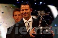Ryan Giggs - Vận động viên xuất sắc nhất 2009