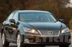 Toyota thu hồi 43.000 xe ở thị trường Trung Quốc