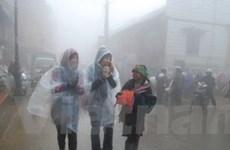 Miền Bắc tiếp tục có mưa phùn và sương mù