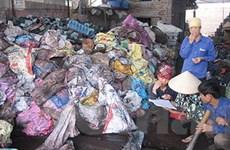 Làng nghề Đông Mai ô nhiễm môi trường trầm trọng
