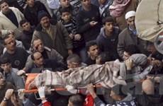 Palestine dọa chấm dứt hợp tác an ninh với Israel