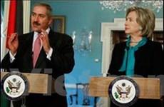 Mỹ kêu gọi nối lại đàm phán hòa bình Trung Đông