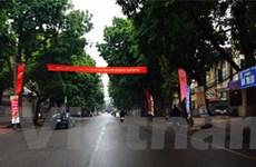 Bà Triệu - đường phố lớn và đẹp nhất ở Hà Nội?
