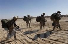 Lính thủy đánh bộ Mỹ kết thúc sứ mệnh tại Iraq