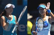 Trung Quốc gây bất ngờ tại giải Australia Open