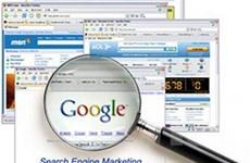Thị trường tìm kiếm online tăng trưởng vượt bậc