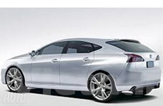 Lexus công bố hình ảnh đầu tiên của xe CT 200h