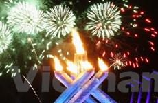 Olympic mùa Đông tràn ngập sắc màu, cảm xúc