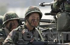"""Quân đội Hàn Quốc trong tình trạng """"báo động đỏ"""""""