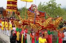 Đền Mẫu Âu Cơ chính thức khai hội tại Phú Thọ