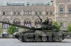 Quân đội Nga được trang bị các vũ khí hiện đại