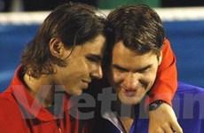 """""""Tàu tốc hành"""" tái ngộ Nadal tại Indian Wells"""