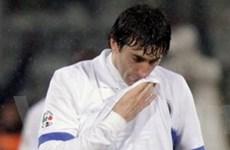 """Bất ngờ """"ngã ngựa"""", Inter thua đậm trước Catania"""
