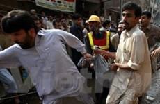 Đánh bom ở Pakistan làm 47 người thương vong