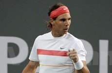 Rafael Nadal trở lại ấn tượng tại Indian Wells
