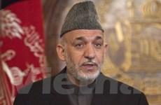 Chính phủ Afghanistan tiếp nhóm Hezb-e-Islami