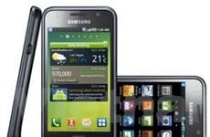 Samsung giới thiệu điện thoại Android Galaxy S