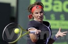 Kuznetsova thẳng tiến tại Sony Ericsson Open
