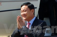 Thaksin kháng cáo phán quyết sung công tài sản