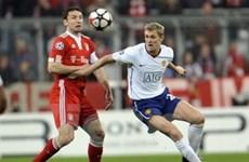 Các cầu thủ M.U vẫn tự tin sau trận thua Bayern
